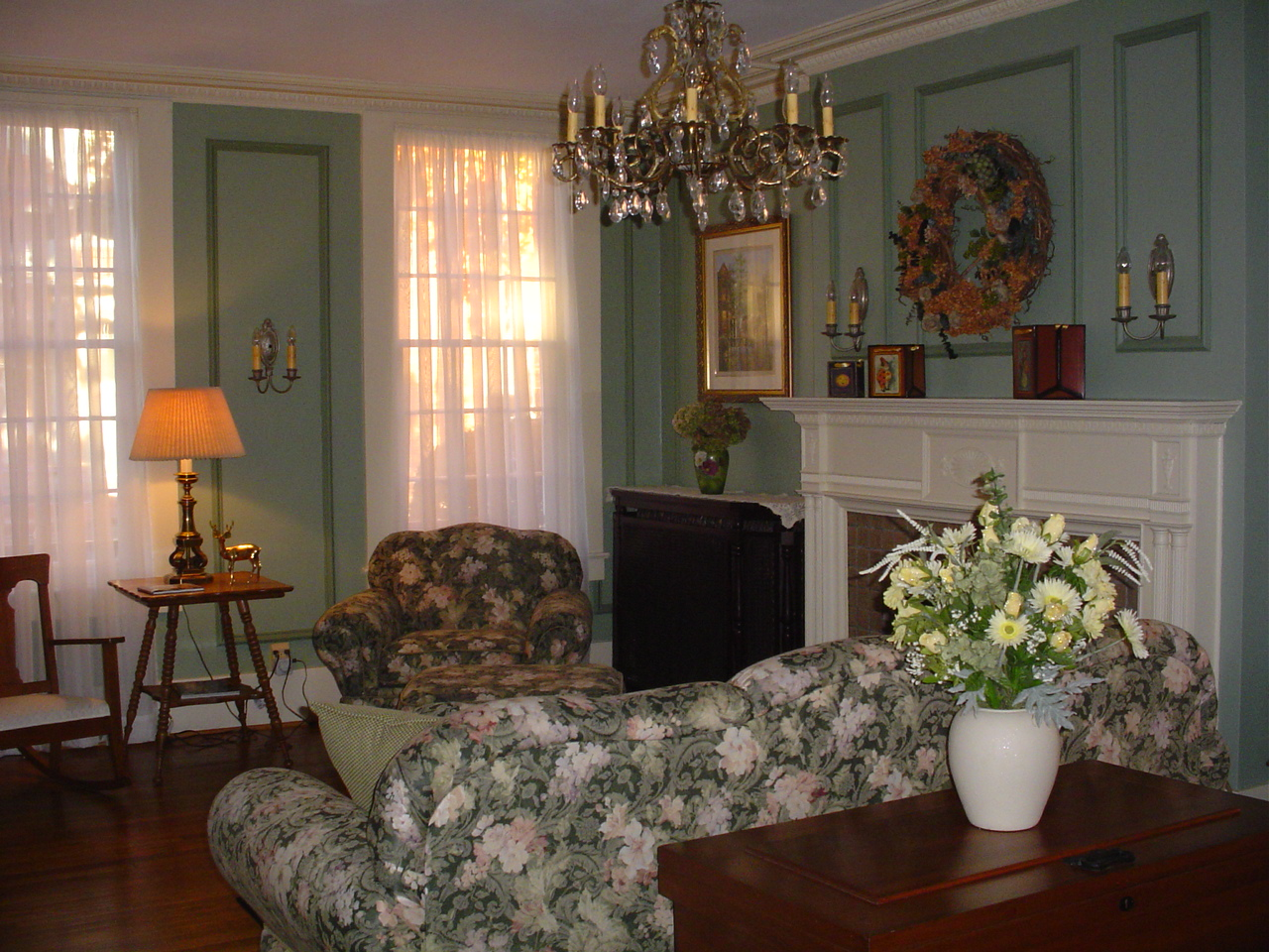Parlor Dining Room